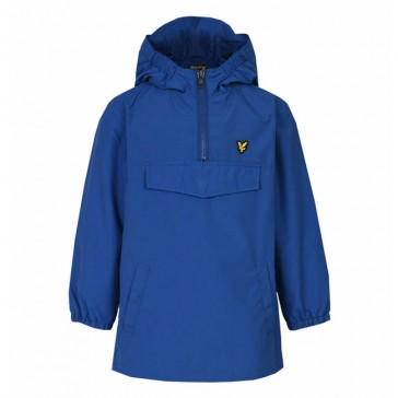 Lyle & Scott Boys Pull Over Anorak	- True Blue