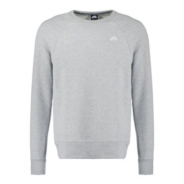 Nike SB Icon Crew Neck Sweat - Grey