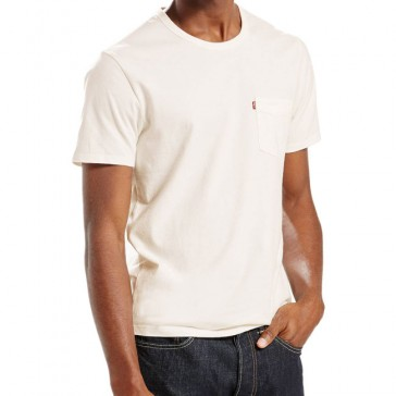 Levi's Sunset Pocket Tee	White Smoke