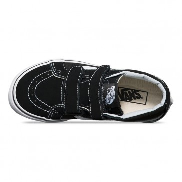 Vans SK8-Mid Reissue V Kids Black/True White