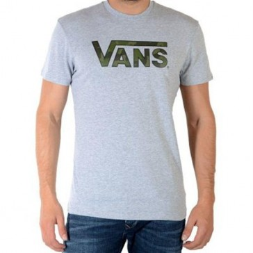 Vans Classic Camo Fill T-Shirt VXZVATH - Athletic Heather