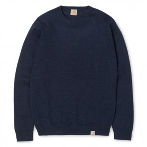 Carhartt - Playoff Sweater - Dark Navy Heather
