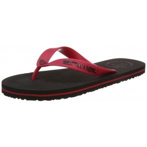 Animal Costaz Flip Flops Black