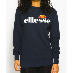 Ellesse Agata Crew Sweat - Dress Blues