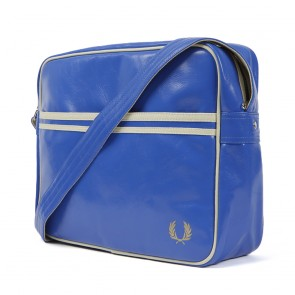 Fred Perry Classic Shoulder Bag - Prince Blue