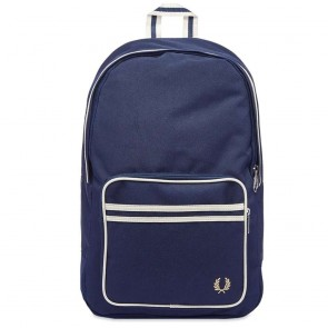 Fred Perry Twin Tipped Backpack - Navy