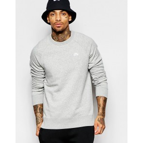 Nike SB Plain Sweatshirt 728451- Grey