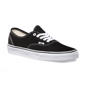Vans Unisex Authentic OEE3BLK - Black