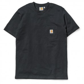 Carhartt S/S Pocket T-Shirt I001304 - 241Black