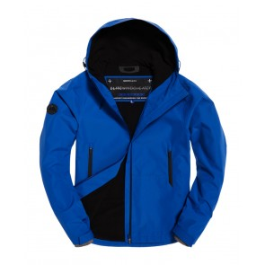 Superdry	Hooded Elite SD-Windcheater	Electric Blue
