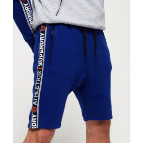 Superdry Stadium Shorts  Cobalt Blue