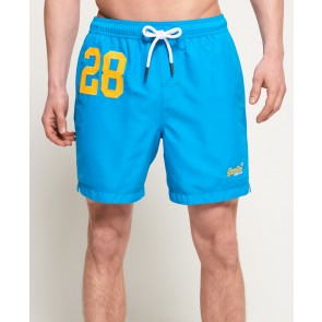 Superdry	Waterpolo Swim Shorts Ocean Blue
