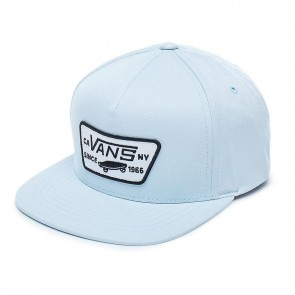 Vans Full Patch Snap Baby Blue
