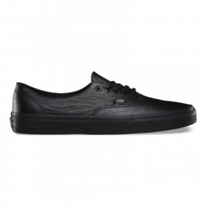 Vans Authentic Decon (Premium Leather) Black/Black