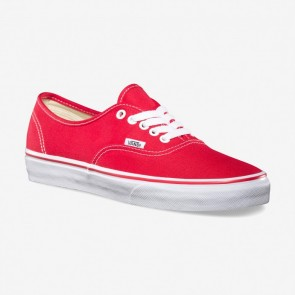 Vans Unisex Authentic VEE3RED - Red