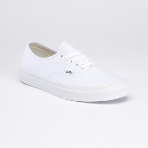 Vans Unisex Authentic Shoe EE3W00 - White