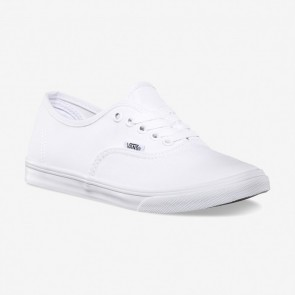 Vans Women's Authentic Lo Pro Shoe - True White