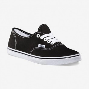 Vans Women's Authentic Lo Pro Shoe - Black / True White