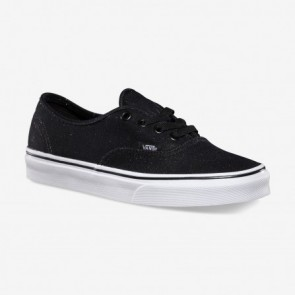 Vans Women's Authentic Shimmer - Black