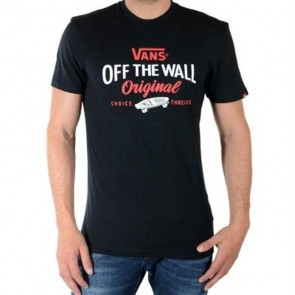 Vans Of The Wall T-Shirt VXRWBLK - Black