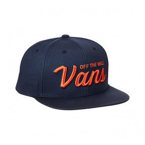 Vans Wilmington Snapback Cap - Dress Blues